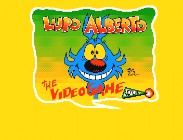 Lupo Alberto : The Videogame