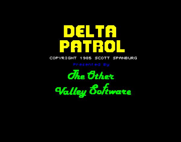 Delta Patrol